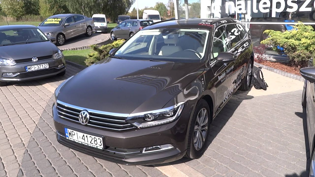 2015 2016 vw passat b8 variant wagon 1 4 tsi 150hp. Black Bedroom Furniture Sets. Home Design Ideas