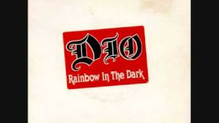 Rainbow in the Dark (actual lyrics)