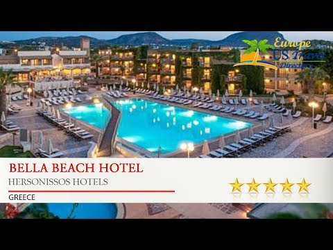 Bella Beach Hotel - Hersonissos Hotels, Greece