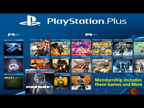 Ps Plus Ps4 Free Games May 2014 - My Site