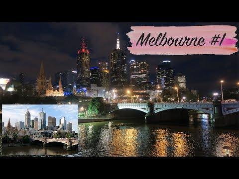 MELBOURNE VLOG #1 -  3 Tage = 50km zu Fuß
