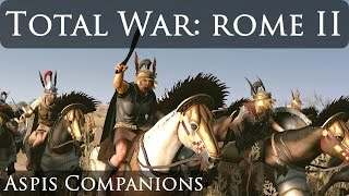 Total War Rome 2 DEI Units : Aspis Companions