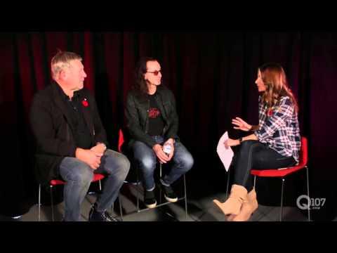 RUSH R40 Interview With Joanne Wilder @ Q107