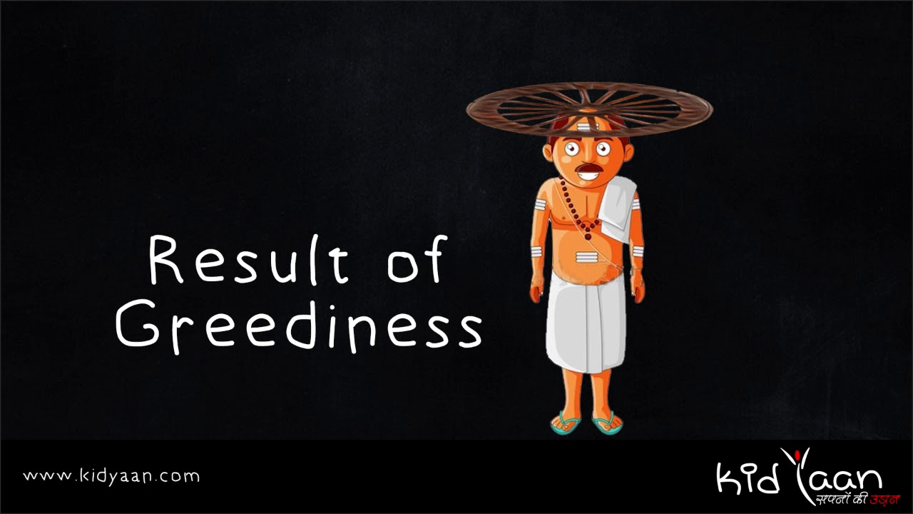 The Result of Greediness | Moral Stories | Bedtime Stories - YouTube