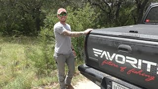 LUNKERS TV Pimped my truck !!! (Redneck Angler Style)