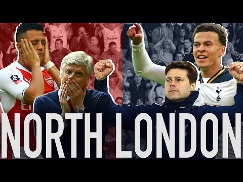 Tottenham vs Arsenal: A Changing Of The Guard In North London