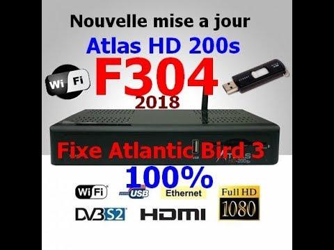 200S A HD B118-2 MISE GRATUITEMENT ATLAS TÉLÉCHARGER JOUR