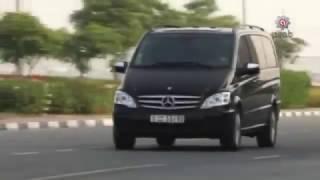 видео аренда мерседес виано с водителем