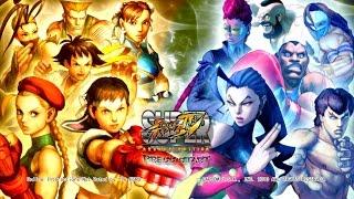 Super Street Fighter 4 Arcade PC Gameplay