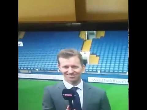 Amazing Trick on Sky Sports
