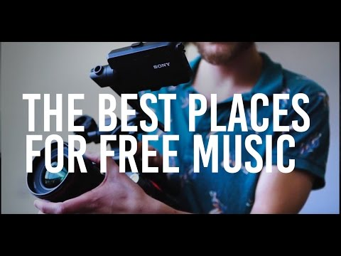 THE BEST PLACES TO GET MUSIC FOR VIDEO - Free to Paid