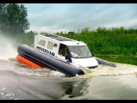 Thumbnail: HoverVan Havoc - Top Gear - Series 20 - BBC