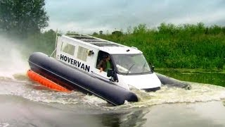 HoverVan Havoc | Top Gear | Series 20 | BBC thumbnail