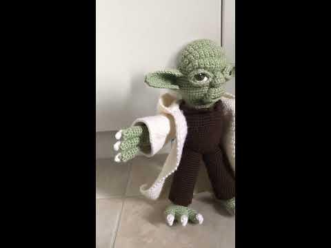 Yoda häkeln | 45 Großartig Und Perfekt Yoda Häkeln Anleitung | 360x480
