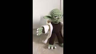 Yoda Puppe