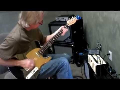 David Lowery checks out Yamaha THR5