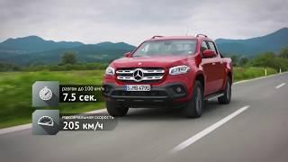 Mercedes X-Class | Наши тесты