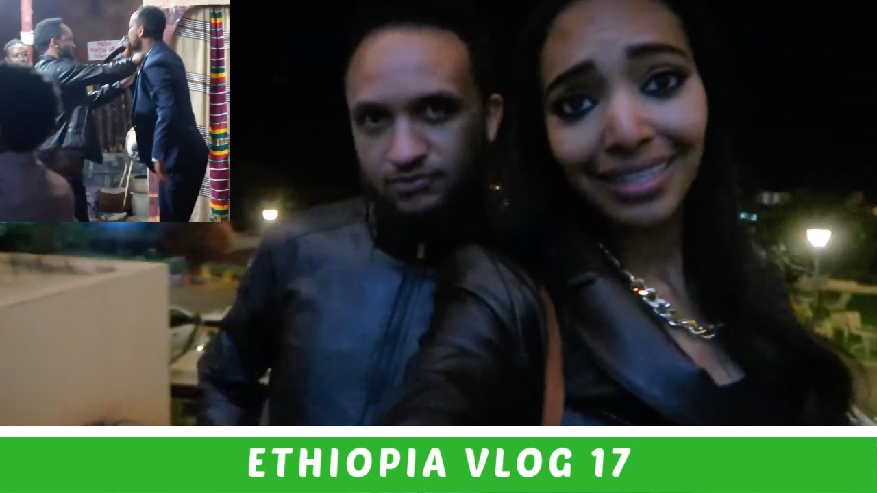 Ethiopia Travel Vlog 17 Night Life in Gondar !! | Amena and Elias