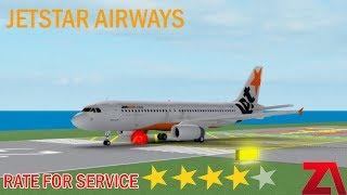 [ROBLOX] Flying Onboard JetStar Airways