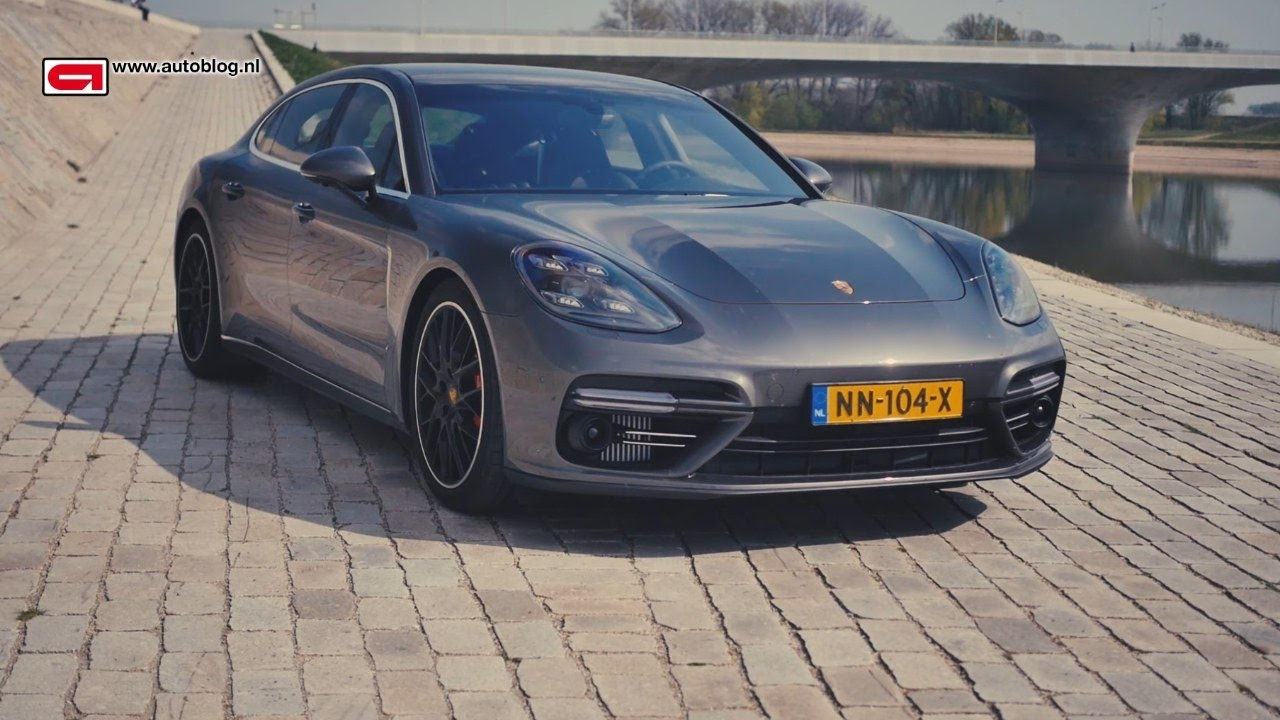 Porsche Panamera Turbo Executive Review