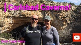 Blown Away at Carlsbad Caverns!