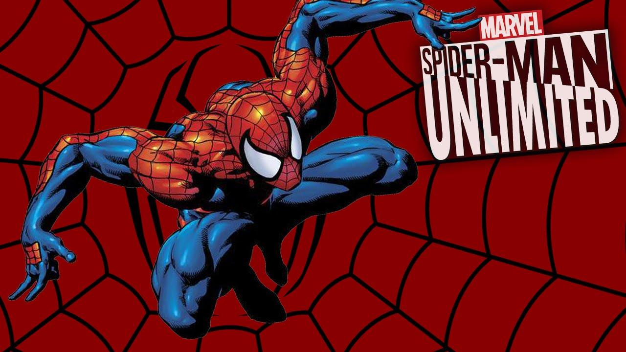 M Spiderman Spider-Man Unlimited -...