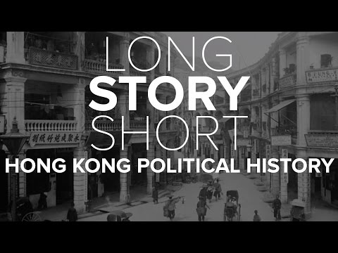 Hong Kong's Complex Political History | Long Story Short | NBC News