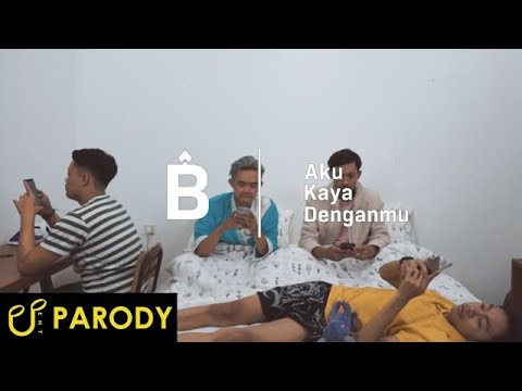 BLEKJEK - AKU KAYA DENGANMU PARODY STARBE - AKU LENGKAP DENGANMU