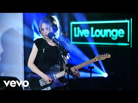 Wolf Alice - Steal My Girl (One Direction cover in the Live Lounge)