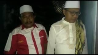 Grebek Sahur Kades Cimanggis H. Abdul Azis Dengan H. Rahmawanto Bersama Warga
