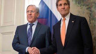 """دبلوماسيون امركيون واوربيون يصفون خطة كيري -لافروف بـ """"الساذجة"""""""