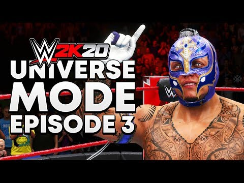 WWE 2K20 | Universe Mode - 'KEVIN SCREWED KEVIN!' | #03