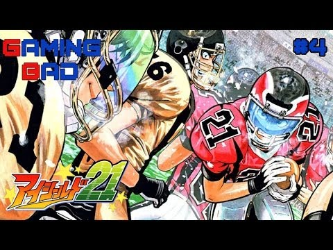 jeux eyeshield 21 wii