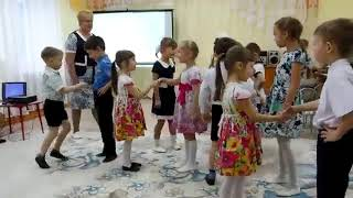 """Музыкальное приветствие в детском саду """"Здравствуй, друг"""""""
