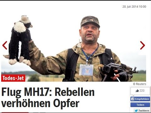 MH17 Abschuss: NEWSFRONT deckt auf. Der Westen verschleiert! 18+