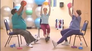 A healthy life chair exercise with eliza lynn. produced by buncombe county government television. subscribe to stay up-to-date on all of our latest news & vi...