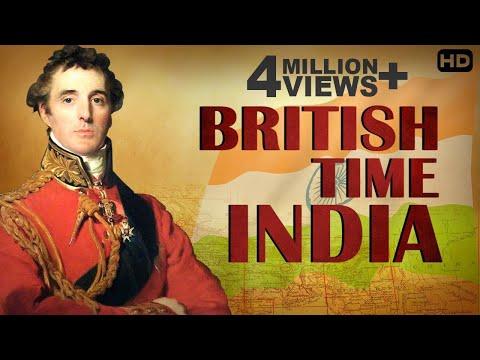 आजसेभी सुंदर था भारत , जब ब्रिटिश करते थे राज  [ The British Raj ]