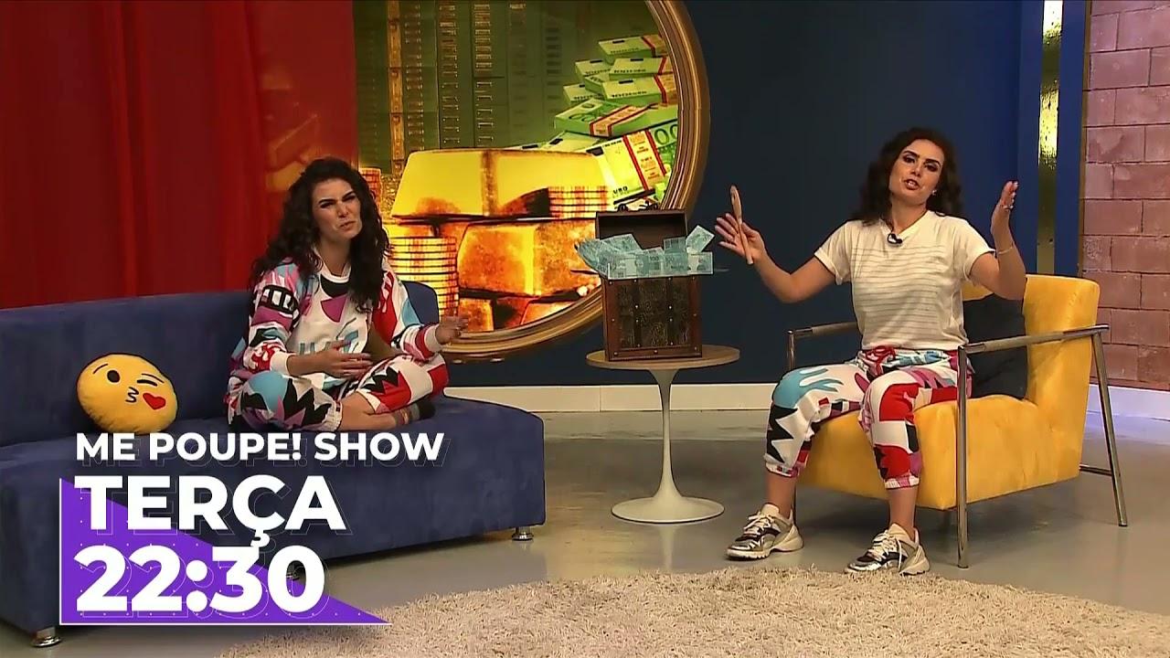 Download HD   Rede TV!: Chamada de estreia Me Poupe Show com Nathalia Arcuri - 2021