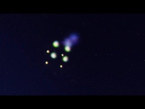 Vapor deployment in ionosphere, 29 June 2017