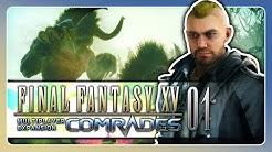 Online MULTIPLAYER?! ★ #01 • Let's Play Final Fantasy XV Gefährten [ Deutsch / PS4 Pro ]