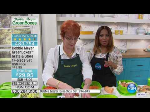 HSN | Debbie Meyer Innovations 04.28.2017 - 07 PM