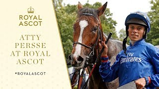 Royal Ascot 2017   Atty Persse wins The King George V Stakes