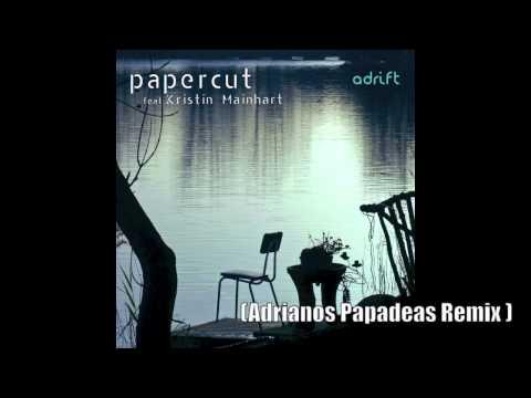 Papercut feat.Kristin Mainhart - Adrift (Adrianos Papadeas Remix)