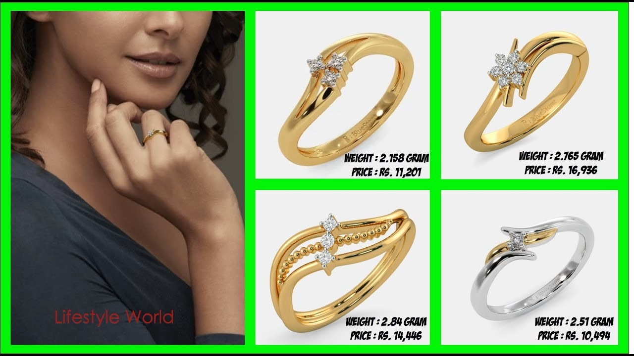 Top 10 Under Rs 20 000 Engagement Ring Finger For Women With Price