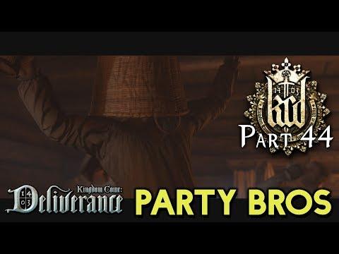 PARTY BROS [#44] Kingdom Come: Deliverance with HybridPanda
