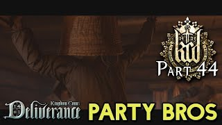 PARTY BROS [#44] Kingdom Come: Deliverance with HybridPanda
