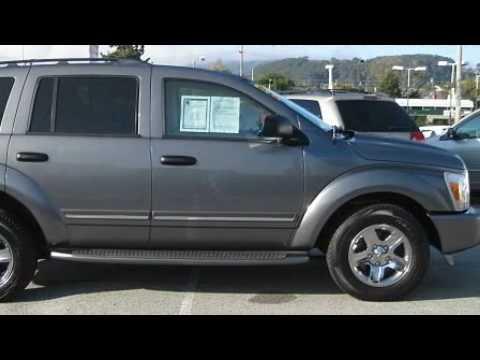 Preowned 2005 Dodge Durango San Bruno Ca 94066 Youtube