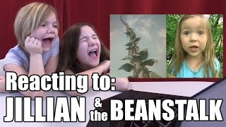 Jillian & the Beanstalk Today!  Reacting to the Babyteeth4 Classic