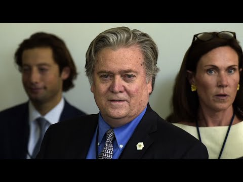 Chief Strategist Steve Bannon Out at White House