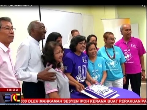 Relay For Life Kuala Lumpur 2016 (Media Launch), BM, Bernama TV